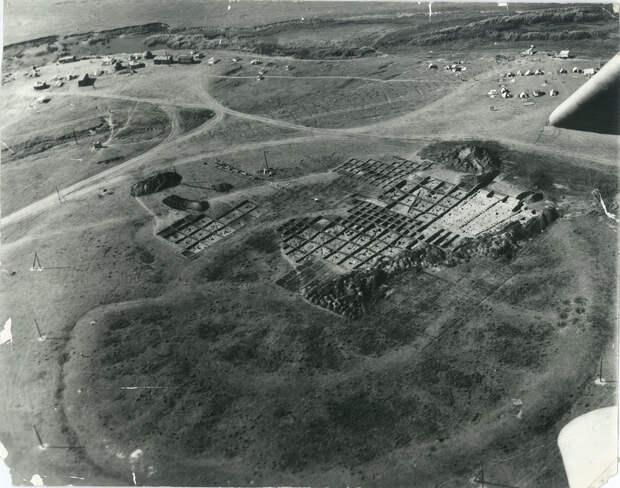 Археологический комплекс Аркаим