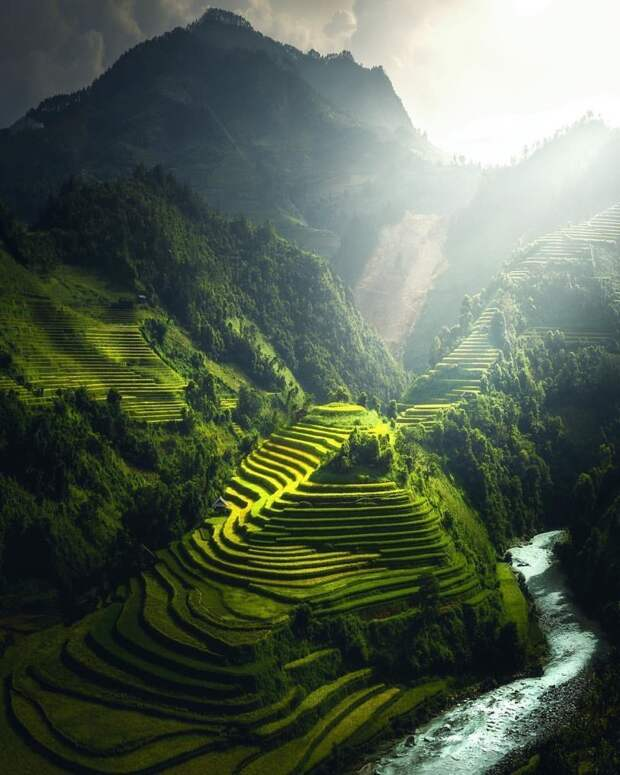 Вьетнам красота, мир, природа, путешествия