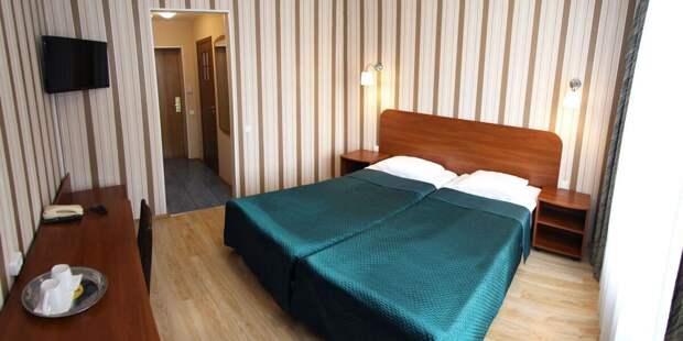 Врачей бесплатно поселят в гостиницы