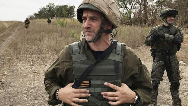 В ДНР сообщили о задержании командира батальона Прилепина