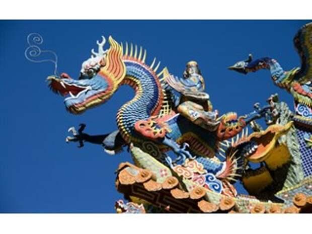 Азиатское НАТО: поймай китайского дракона