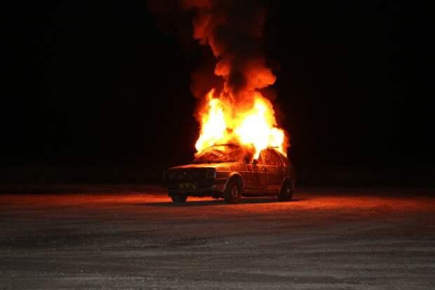 Серийный поджигатель машин в Ижевске получил реальный срок
