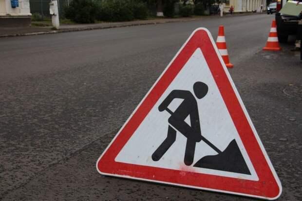 Дороги в Ижевске будут ремонтировать круглосуточно