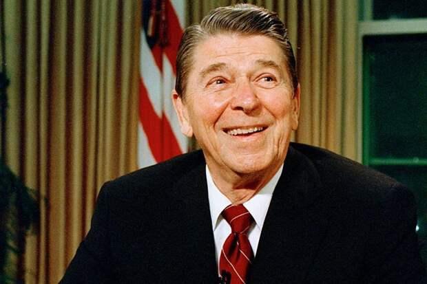 Рональд Рейган,40-й президент США СССР, анекдот, президент, рейган, сша, юмор