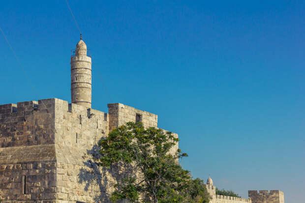Каменная история Иерусалима, XVI в. Часть 1: Байрам Джавиш