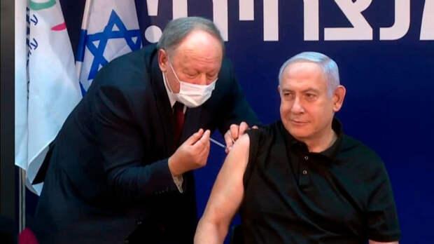 В Израиле началась массовая вакцинация от Covid-19