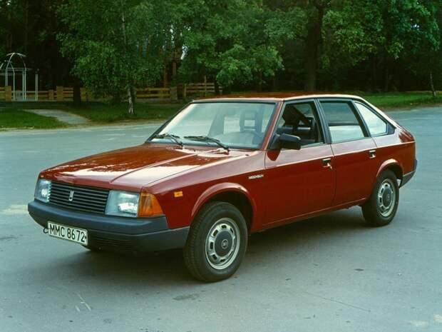 Москви́ч-2141 автомобили, москвич, фоторепортаж