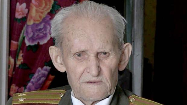 ВВолгограде скончался ветеран войны Хамзя Гафуров