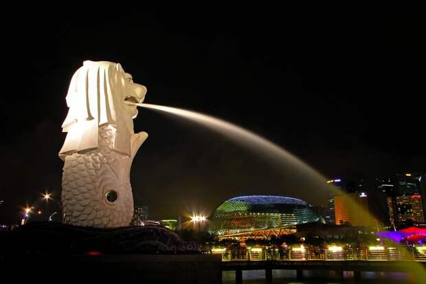 Сингапур/Фото: pixabay.com
