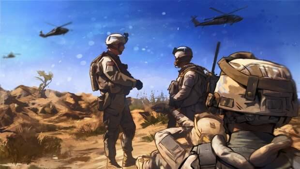 Американские военные убили троих мирных граждан в сирийской провинции Дейр эз-Зор