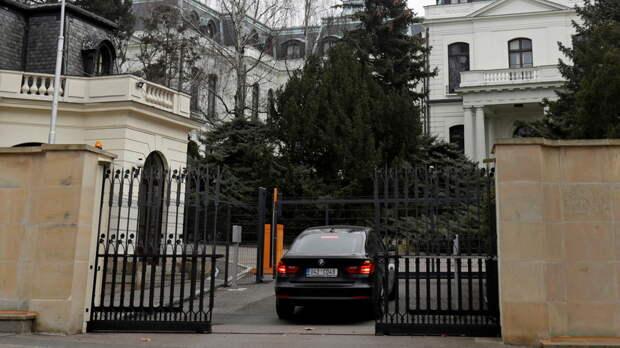 Власти Праги требуют у посольства России вернуть часть парка Стромовка