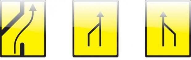 зона действия запрещающих дорожных знаков