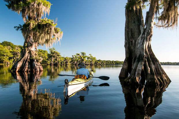 Путешествие во Флориду