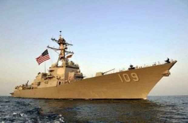 Украина нашла возле Крыма место для кораблей НАТО