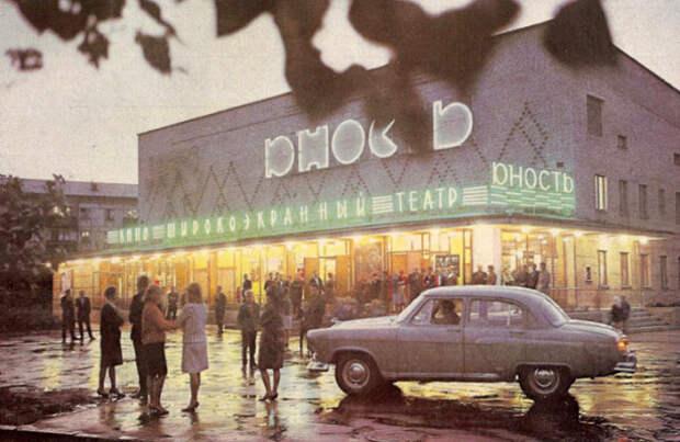 Скрытая реклама всоветском кино— бесхитростная и, скорее всего, бесполезная