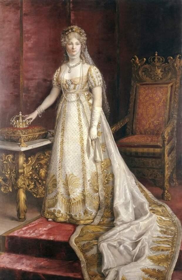 Немцы продолжили борьбу с Наполеоном во имя Луизы.