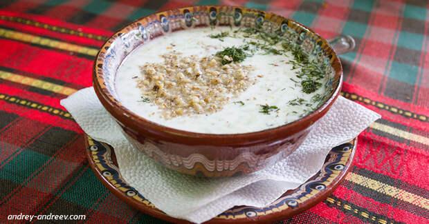 ″Таратор″ - болгарская ″окрошка″, и она вкуснее нашей! Вот рецепт