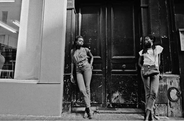 Труженицы секс-индустрии с улицы Сен-Дени. Фотограф Массимо Сормонта 26