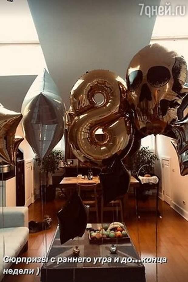 Торт на завтрак, страшный квест и толпа друзей: как сын Дмитрия Шепелева отмечает день рождения