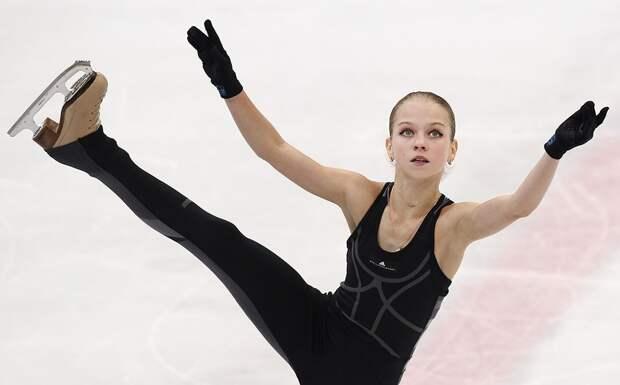 Русская фигуристка Трусова установила два новых мировых рекорда наэтапе Гран-при вКанаде