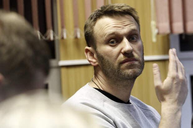 Навальный подал иск к Генпрокуратуре и Роскомнадзору