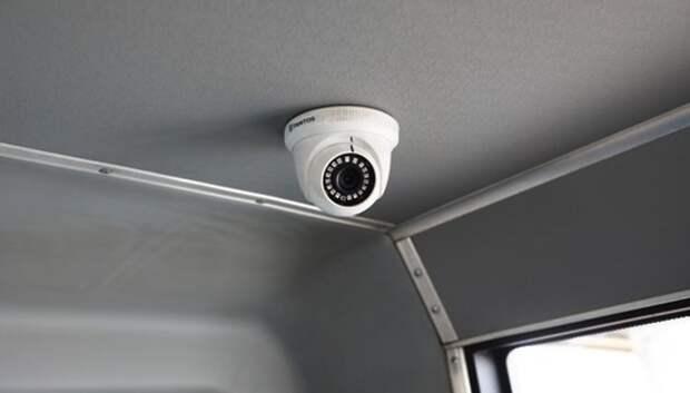 Автобусные камеры видеонаблюдения интегрируют в систему «Безопасный регион»