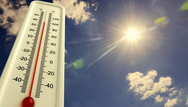 Три температурных рекорда переписаны в Петрозаводске 22 июня