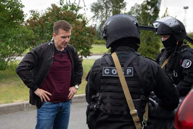 Антон Васильев вновь окажется на страже порядка
