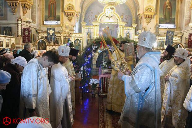«Крымские новости» поучаствовали в праздновании Крещения Господня в Феодосии