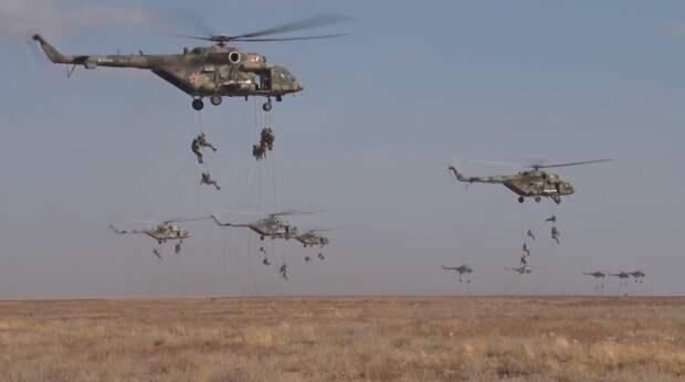 Минобороны России опубликовало зрелищное видео ко Дню ВДВ