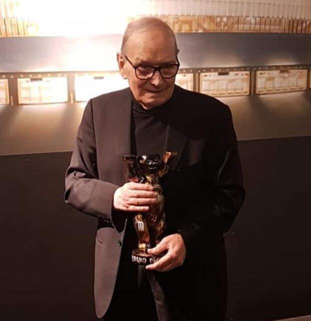 Композитор Ennio Morricone (Эннио Морриконе) скончался на 92-м году жизни