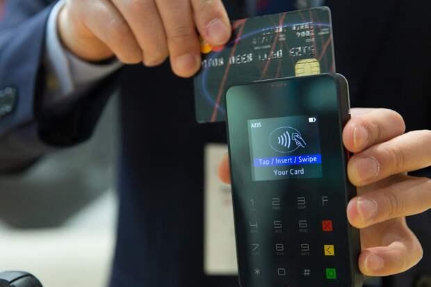 В России запустят сервис пополнения банковских карт на кассах магазинов