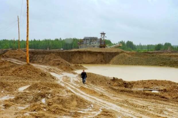 Китайский след трагедии на золотом прииске...