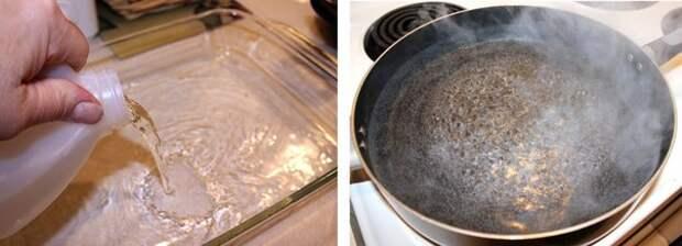Как с легкостью отмыть духовку?