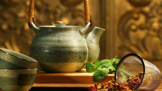 Целебный чай: 13 традиционных китайских рецептов