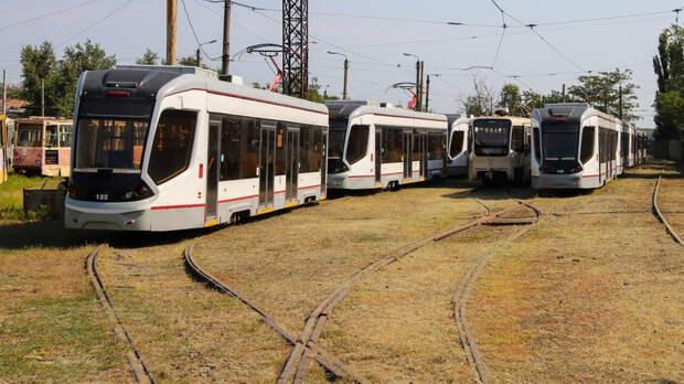 Скоростной трамвай вРостове появится к2035 году