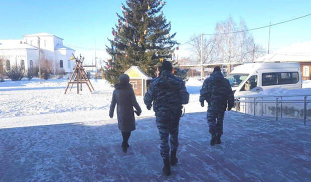СМИ: врио свердловского мэра Байкалово задержана сучастием ОМОНа