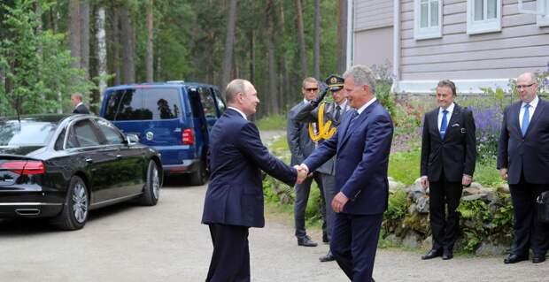 Финляндия и европейские стереотипы. О визите Путина в Хельсинки