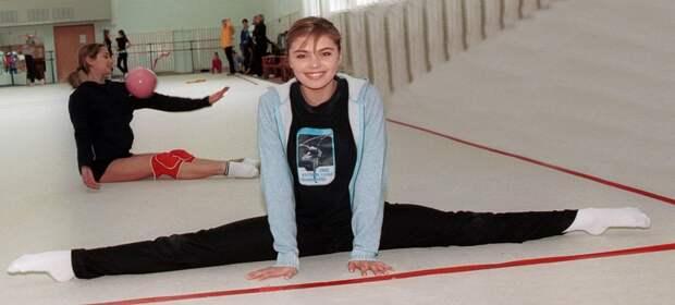 Алина Кабаева художественная гимнастика фото