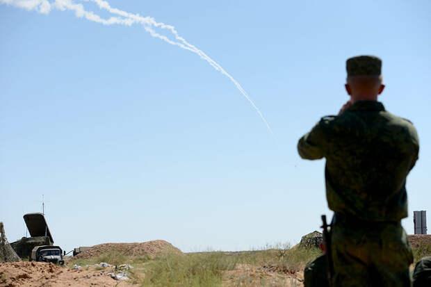 Новейшая ЗРС С-500 начала государственные испытания
