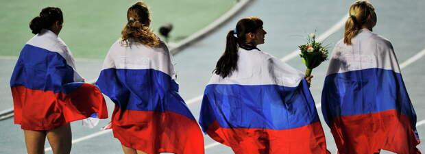 В России погибает легкая атлетика – спортсмены готовятся покинуть страну