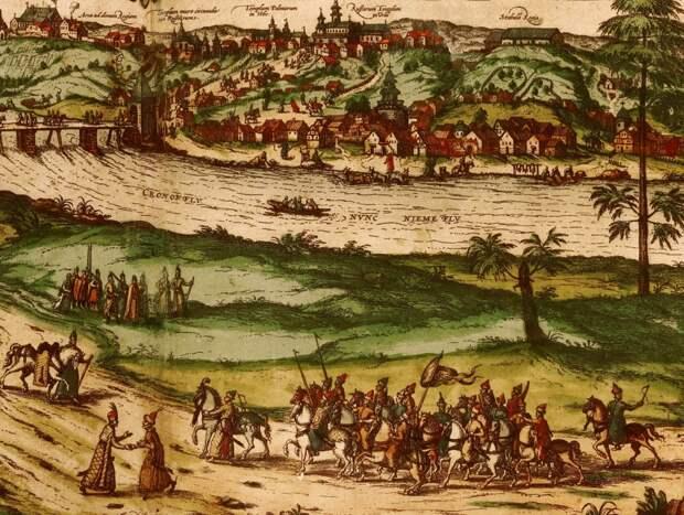 Ордынское иго в великом княжестве Литовском