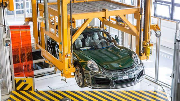 Многая лета: выпущен миллионный Porsche 911