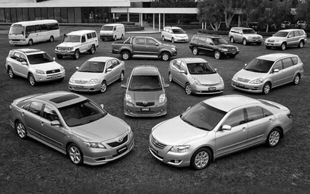 Самые интересные автомобили «серого» рынка