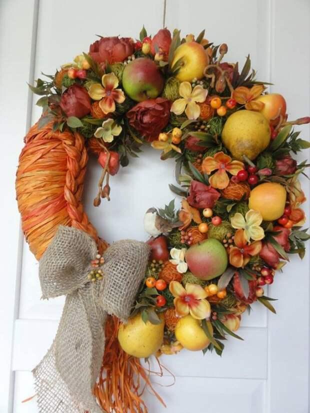 Милые сердцу идеи осеннего декора