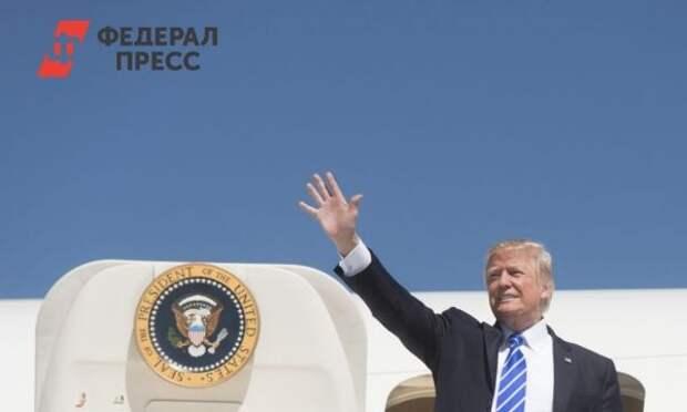 Штаб Трампа по ошибке использовал в рекламе российские истребители