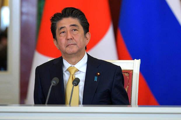 Синдзо Абэ сообщил об отставке с поста премьера