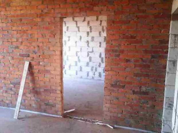 Как перенести дверной проем и когда это делать категорически нельзя