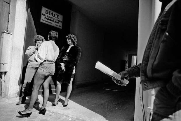 Труженицы секс-индустрии с улицы Сен-Дени. Фотограф Массимо Сормонта 58
