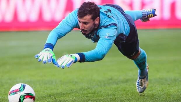СМИ: «Зенит» летом может подписать вратаря сборной России